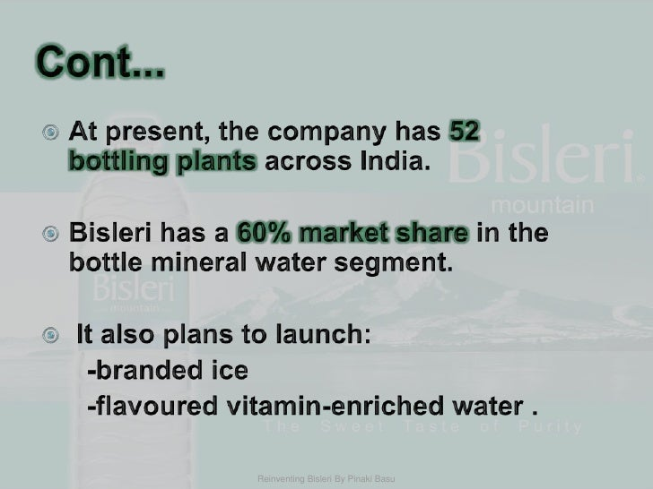 a company plans to start a mineral water plant in tamil nadu Tamil nadu read more share: 2014 when it comes to establishing mineral water plant manufacturing plant, detailed project report, profile, business plan.