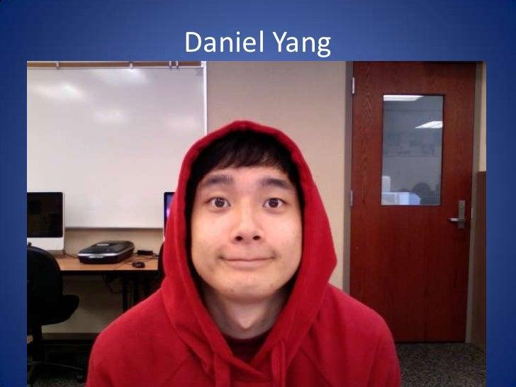 Daniel Yang<br />