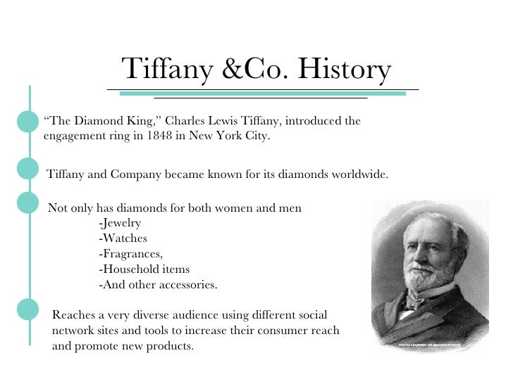 Tiffany co social media for Where is tiffany and co located