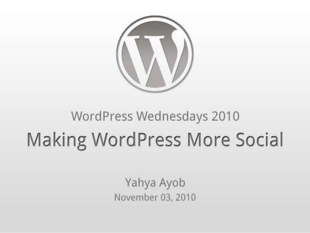 Modular Building Concept in WordPress