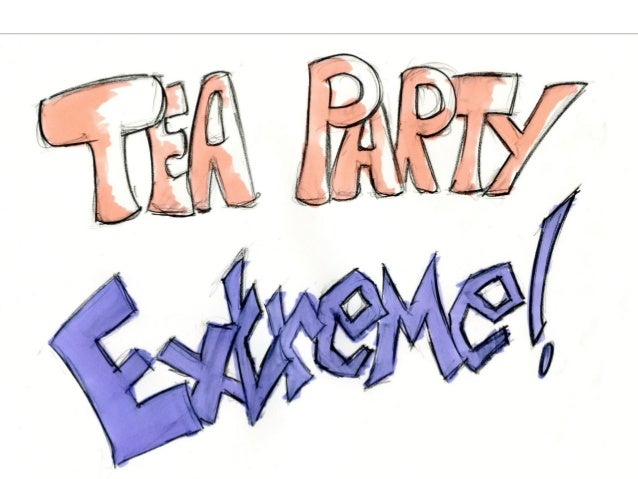 Tea Party Storyboard