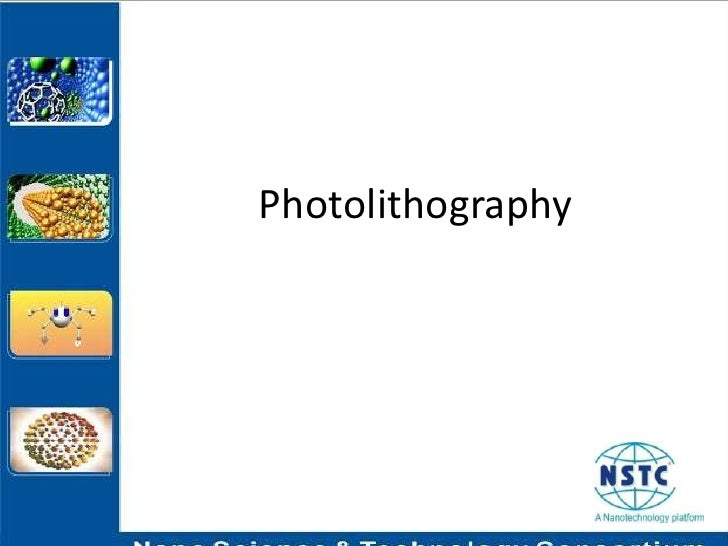 Photolithography<br />