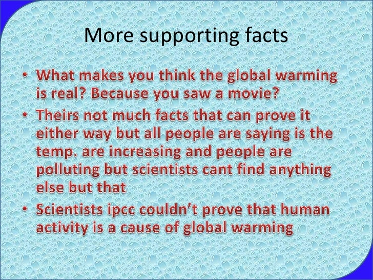 Global Warming - The Physics of the Process