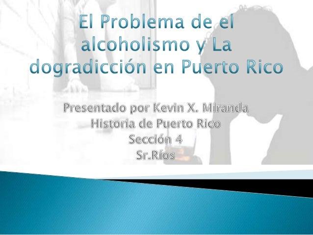 El trabajo narkologa con los alcohólicos