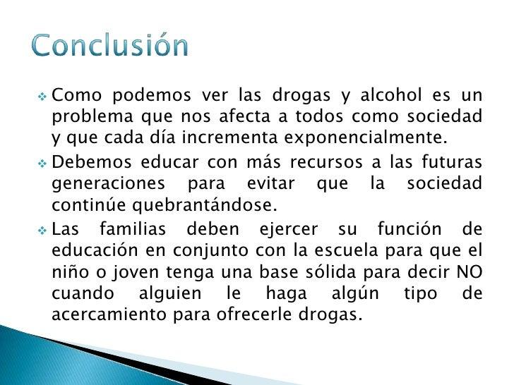 Como parará el alcoholismo