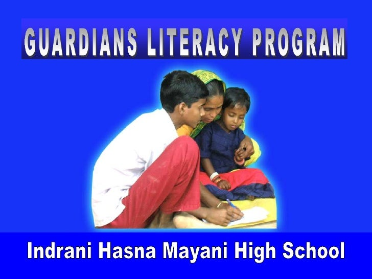a) The School Indrani Hasna Mayani High School is situated at a backward rural area of Murshidabad District. Eventually, i...