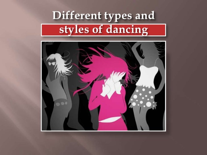 Types of dance forms