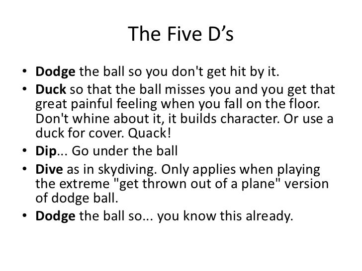 history  dodgeball