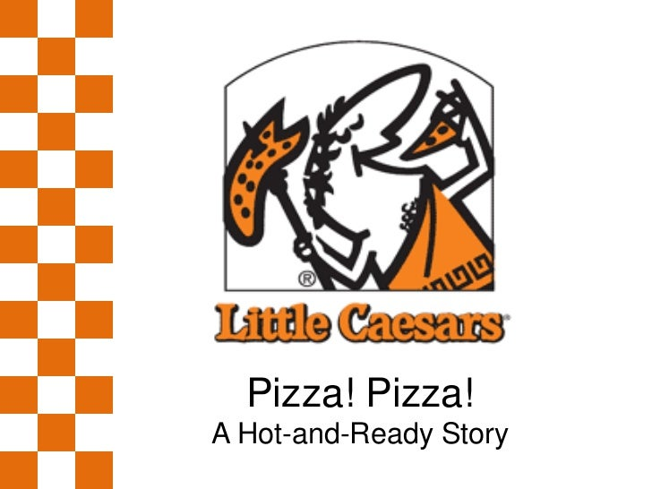 Pizza! Pizza!<br />A Hot-and-Ready Story<br />
