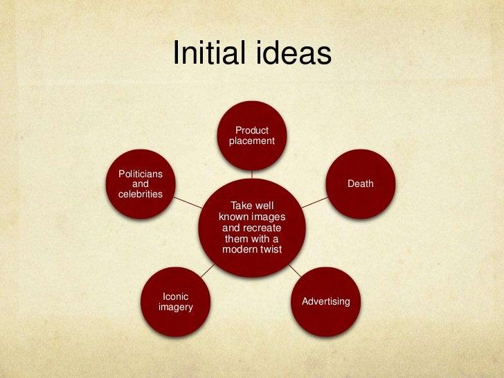 project presentation ideas