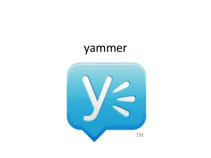 yammer<br />