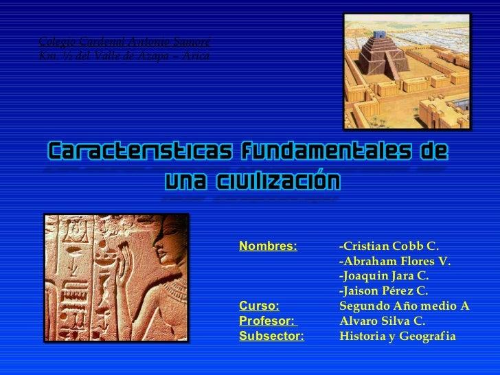 Nombres: -Cristian Cobb C. -Abraham Flores V. -Joaquin Jara C. -Jaison Pérez C. Curso: Segundo Año medio A Profesor:  Alva...