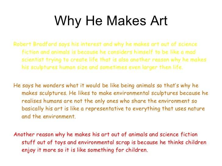 what makes art art