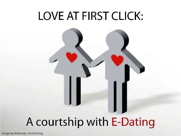 Love at First Click: <br />A courtship with E-Dating<br />Image by Ambrozjo, stock.xchng<br />