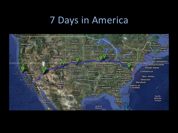 7 Days in America