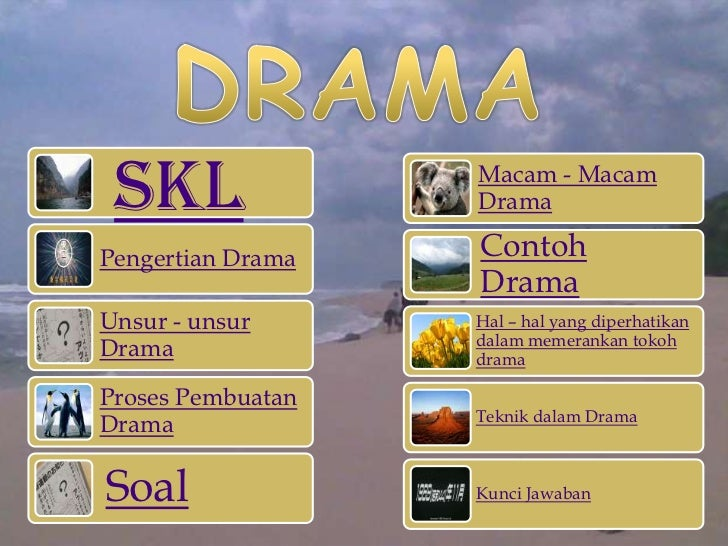 Image Result For Contoh Teks Dramaa