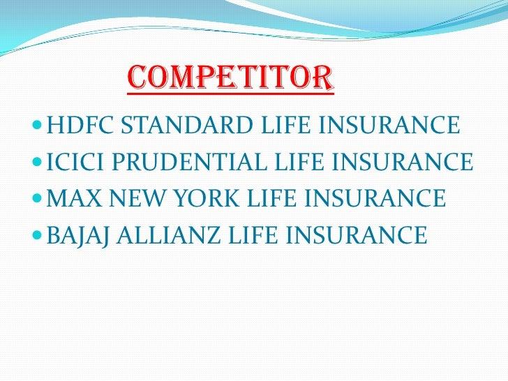 HDFC STANDARD LIFE INSURANCE Chart