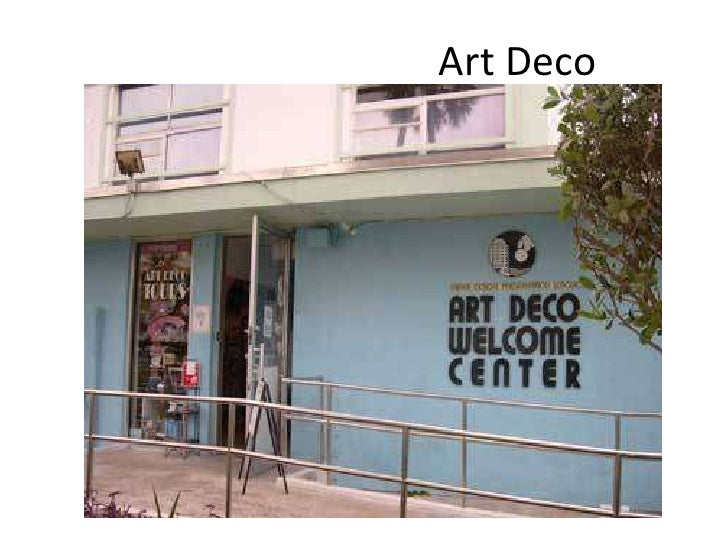 Art Deco<br />