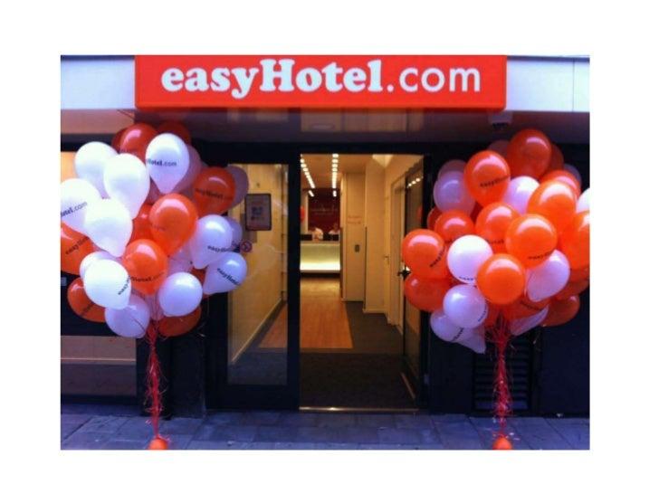 Opening easyHotel Amsterdam