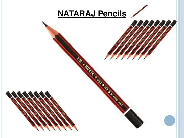 NATARAJ Pencils