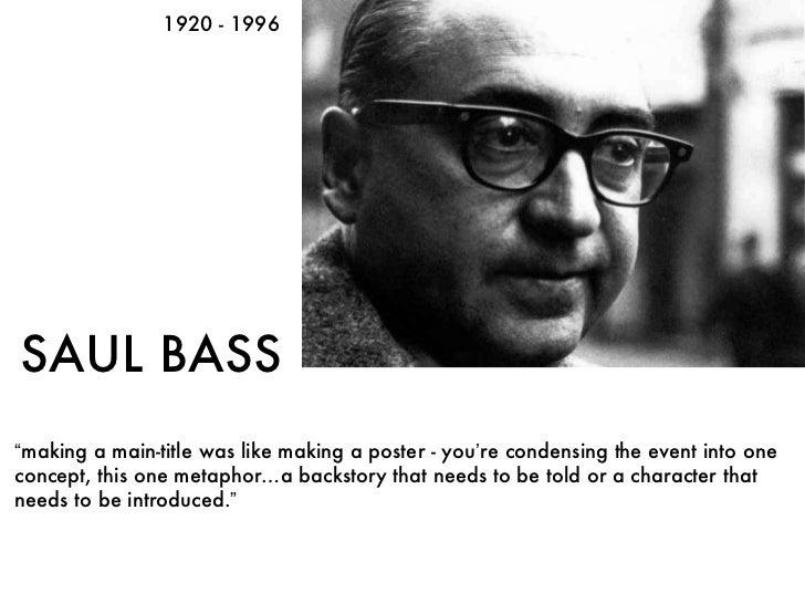 saul bass & associates
