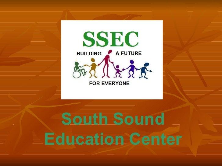 South Sound Education Center