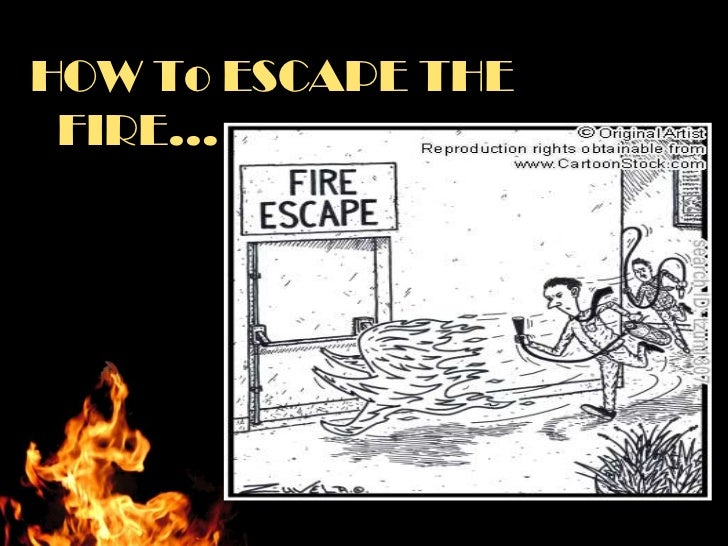 Fire Escaping Systems By Vinay