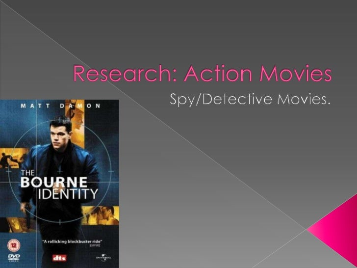    Action film is a film genre were one or more    heroes is thrust into a series of challenges    that require physical ...
