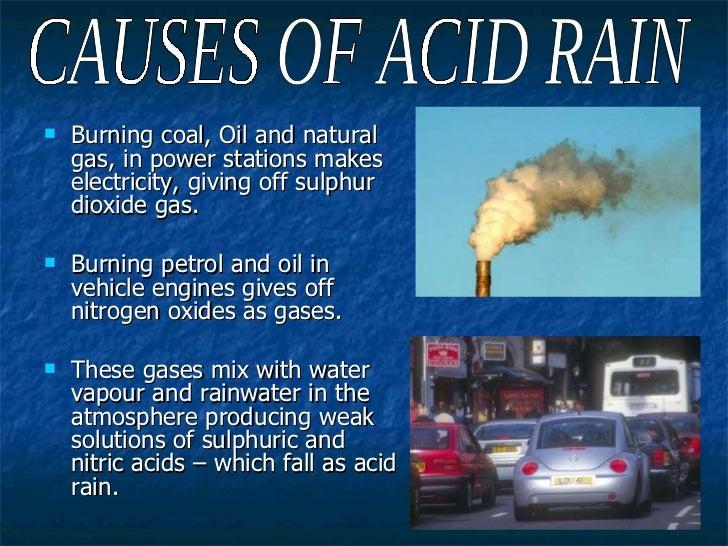 how to prevent acid rain