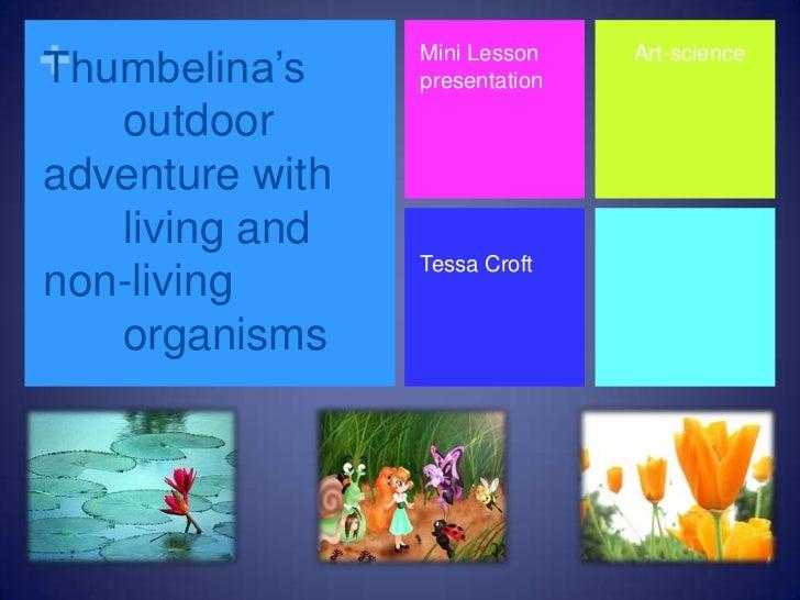 +humbelina'sT                Mini Lesson                 presentation                                Art-science   outdoor...