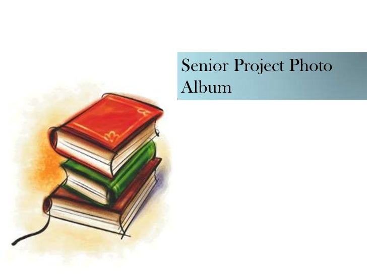 Senior Project PhotoAlbum