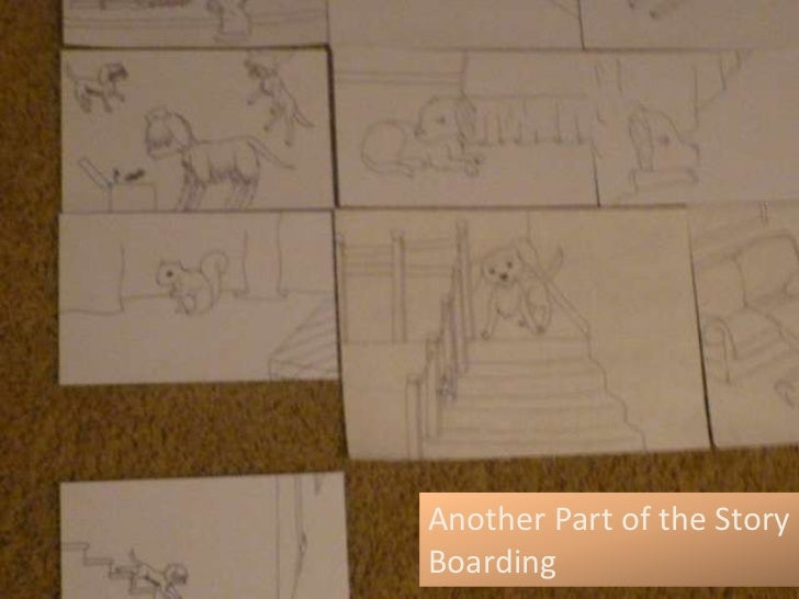 Another Part of the StoryBoarding