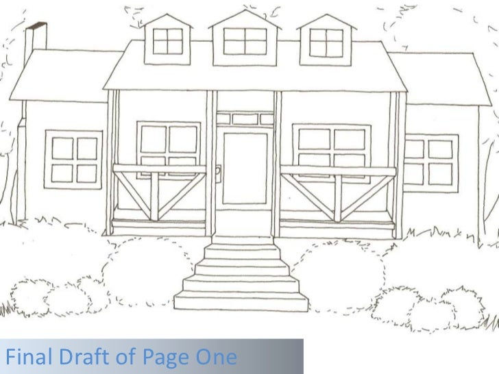 Final Draft of Page One