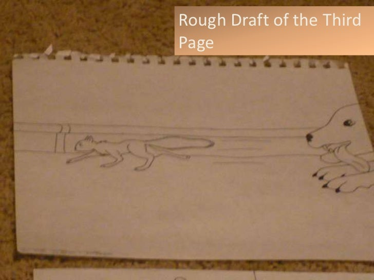 Rough Draft of the ThirdPage