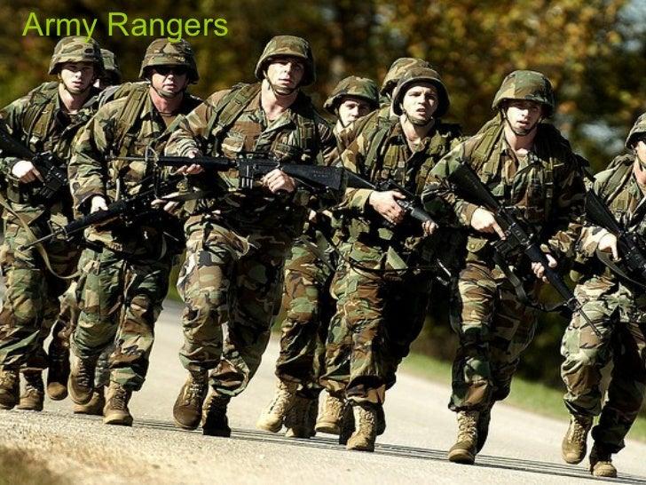 Army Rangers          Army Ranger