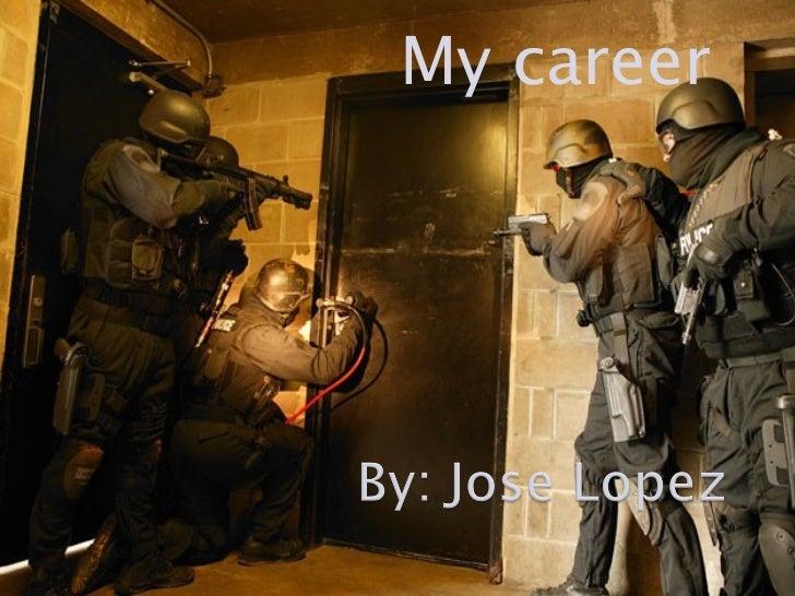 My career