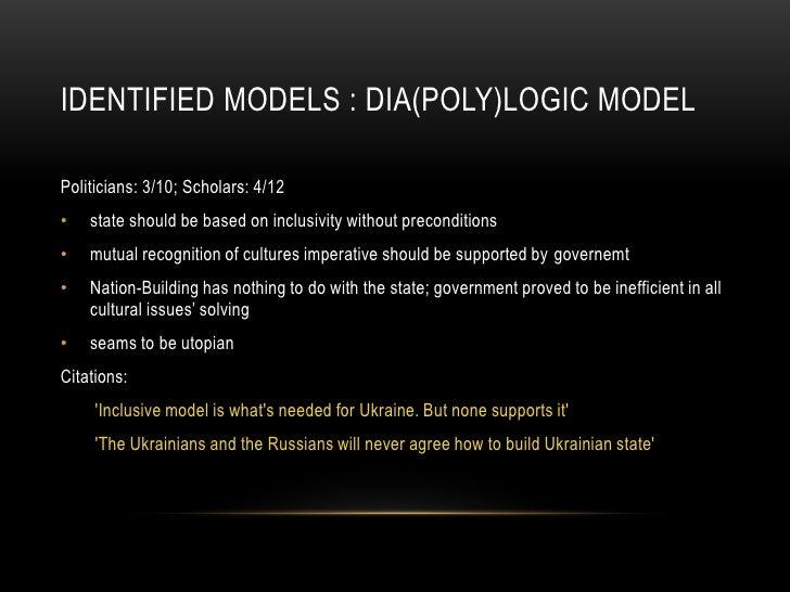 Poverty of nation building models in ukrainian universities politi 10 malvernweather Gallery