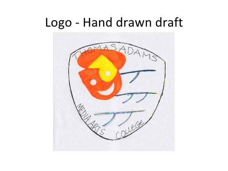 Logo - Hand drawn draft