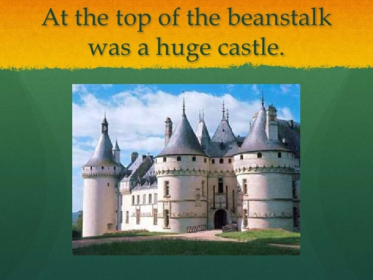 jack and the beanstalk giants castle - photo #37