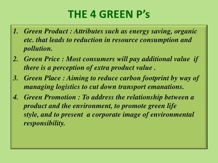green marketing research papers pdf International journal of economics and research 17 september 2011 online at http://mpraubuni-muenchende/50690/ mpra paper no 50690 this paper discusses the green marketing which incorporates a broad range of activities such as the product educational materials in pdf format for.