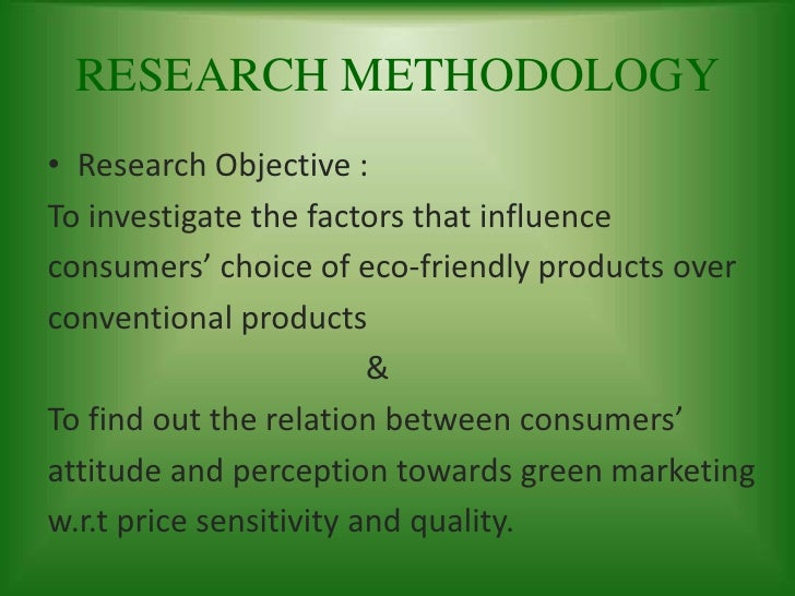consumer behaviour towards eco friendly body Consumers and manufacturers have directed their attention toward environment friendly the perception regarding seriousness of marketing companies towards green marketing had positive significant impact on consumer little academic research on consumer perception and preferences.