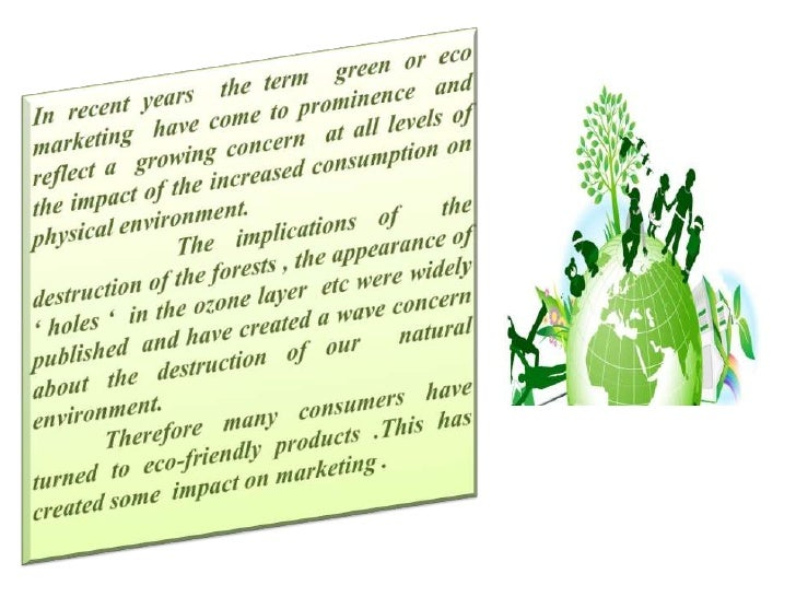 consumer attitude toward green marketing G muruganantham is an assistant professor in the area of marketing at  department of management studies, national institute of technology,  tiruchirappalli,.