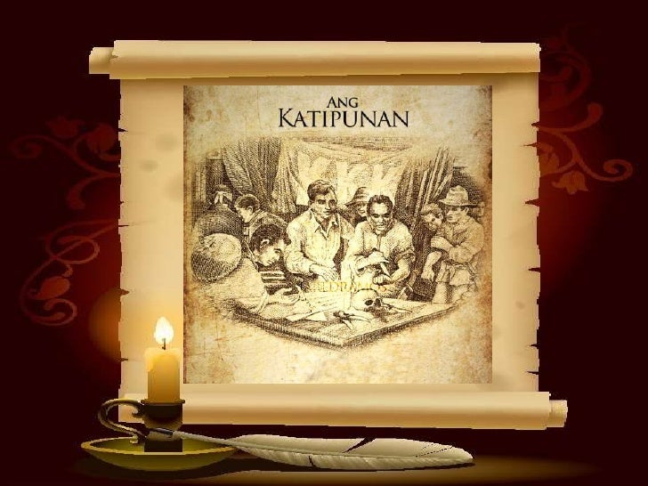 KATIPUNAN Revolutionary movement  armed to fight for  freedom against Spain revolution which would free  the Philippines...