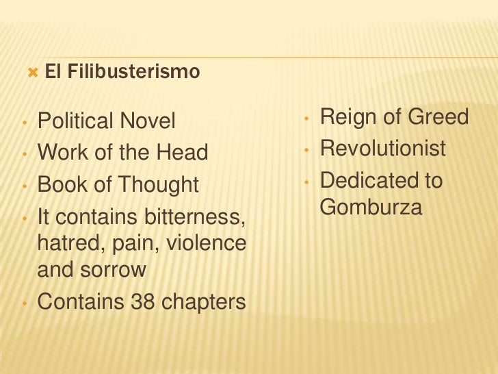 Conclusion on noli me tangere and el filibusterismo