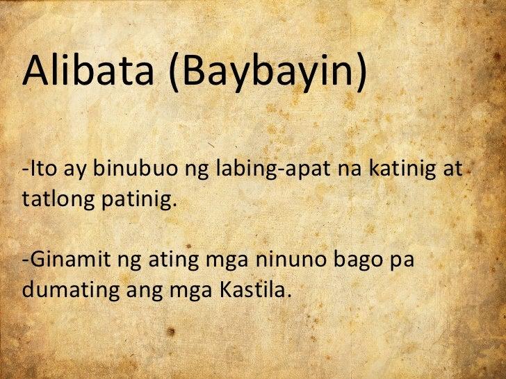 Ilan se upoznaje s alpabetong filipino