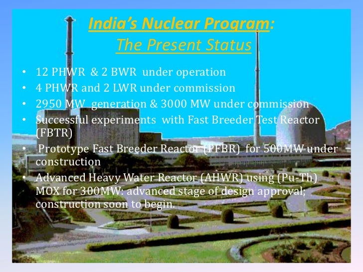 nuclear power in the present and Its risks or vice versa this paper will show how a nuclear power plant works, present arguments in favor of and against nuclear energy, and.