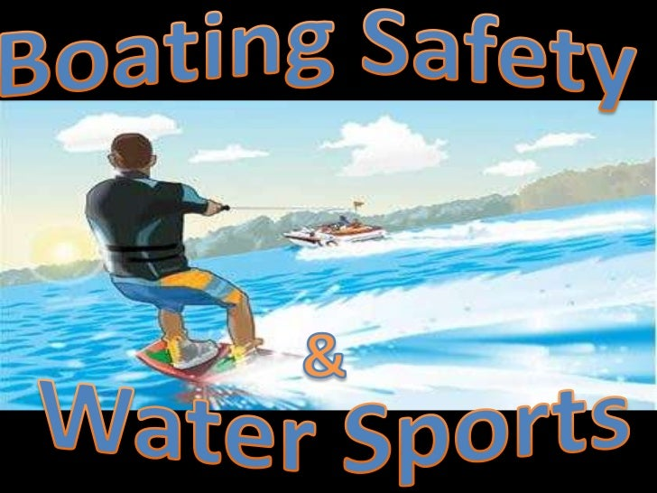 Boating Safety Education