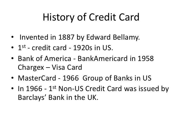 Credit Cards Slide 3
