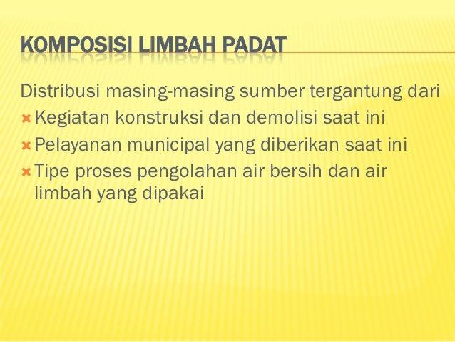 Komposisi Sampah UPS Bojong Pondok Terong Tahun 2012          Sumber: Zahra, Hasil Penelitian, 2012                       ...