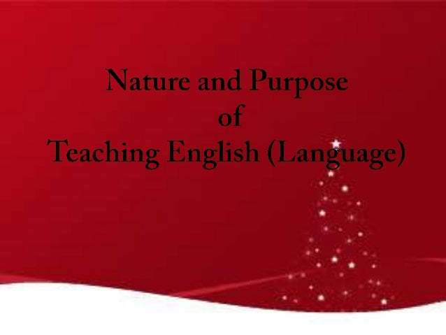 nature and function of language The main purpose of his work in 'mythologies' is to dissect  its function is to freeze or arrest language  meaning is thus torn between nature and.